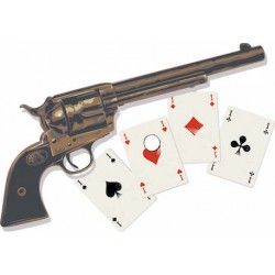 Sticker Cartes et Colt
