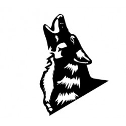 Sticker Loup 3