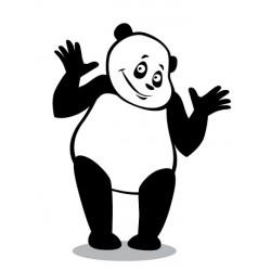 Sticker Panda 3