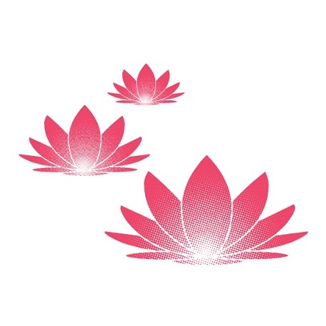 Sticker Lotus