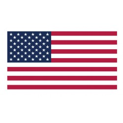 Sticker USA
