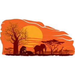 Sticker Savane 2
