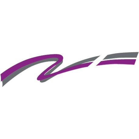 Bande Cali 5 A violet