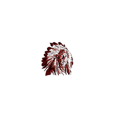 Sticker Indian Chief