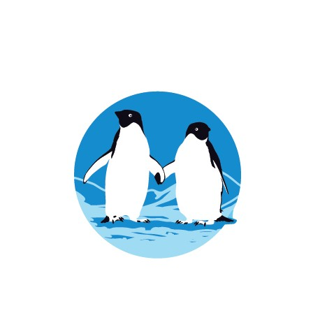 Sticker Pinguoin