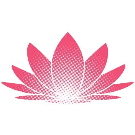 Sticker Lotus 2