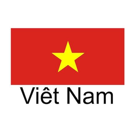 Sticker Vietnam