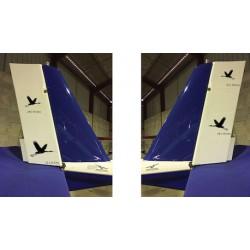 Sticker Oiseau 2 ULM