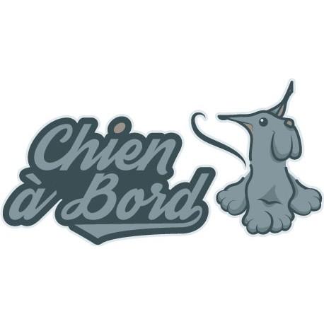 Sticker CHIEN-A-BORD
