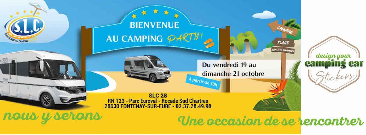 rencontrons-nous à l'occasion de ces journées portes ouvertes de la concession SLC à Fontenay-sur-Eure